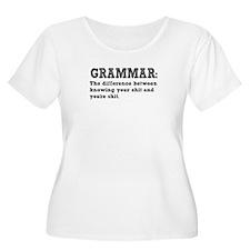 Know Your Grammar T-Shirt