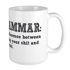 Know Your Grammar Mug