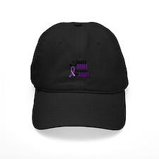 Angel 1 Pancreatic Cancer Baseball Hat