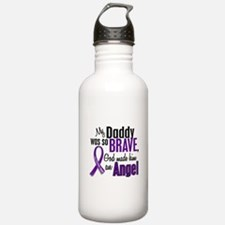 Angel 1 Pancreatic Cancer Water Bottle