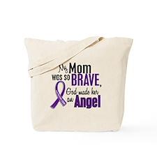 Angel 1 Pancreatic Cancer Tote Bag