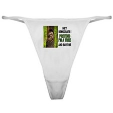 SAVE A BABY Classic Thong