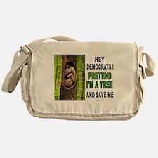 SAVE A BABY Messenger Bag