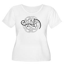 Cool Celtic cats T-Shirt