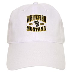 Whitefish Goldfish Baseball Cap