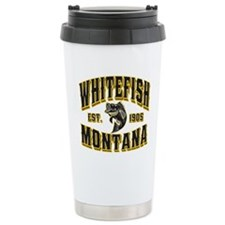 Whitefish Goldfish Travel Mug