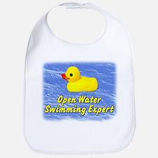 Open Water Swimming Expert Duck Bib