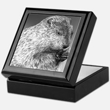 Punxutawney Phil Keepsake Box