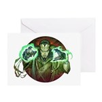 Warlock - Greeting Card