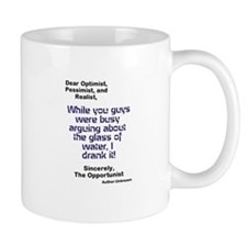 The Opportunist Mug