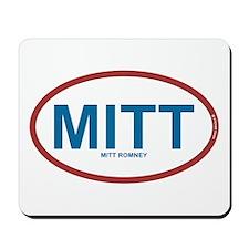MITT - Mitt Romney 2012 Mousepad