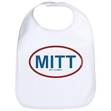 MITT - Mitt Romney 2012 Bib