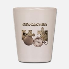 Geocacher Drinkware Shot Glass