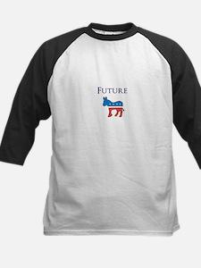 Future Democrat Kids Baseball Jersey