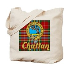 Funny Clan chattan Tote Bag