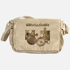 Geocacher Bags and Totes Messenger Bag