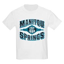 Manitou Springs Black Ice T-Shirt