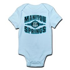 Manitou Springs Black Ice Infant Bodysuit