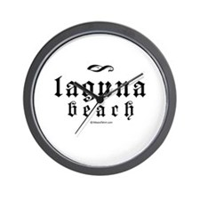 Laguna Beach -  Wall Clock