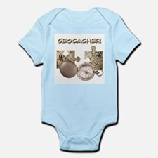Geocacher Infant Bodysuit