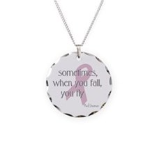 When You Fall You Fly Necklace
