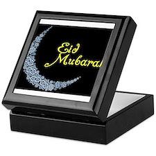 Eid Mubarak Keepsake Box
