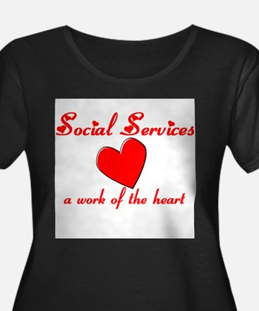 Funny Social workers T