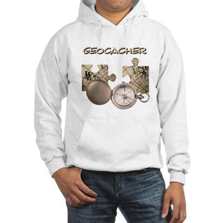 Geocacher Hooded Sweatshirt
