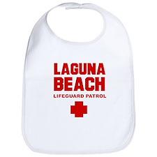 Laguna Beach Lifeguard Patrol  Bib