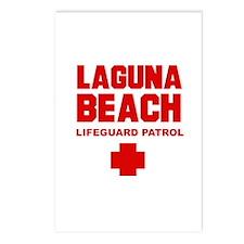 Laguna Beach Lifeguard Patrol  Postcards (Package