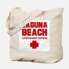 Laguna Beach Lifeguard Patrol  Tote Bag