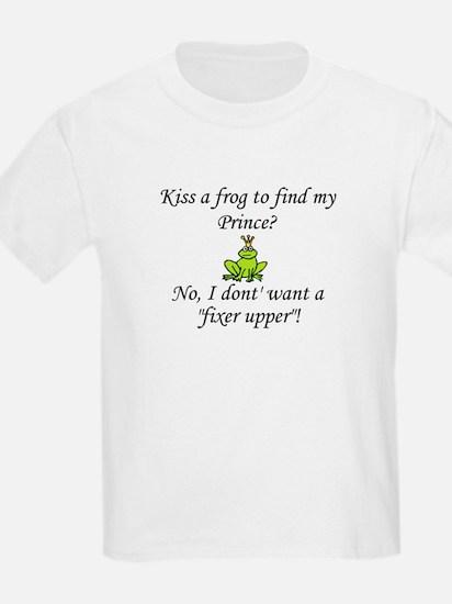 Unique Frog princess T-Shirt