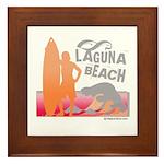 Laguna Beach - Framed Tile