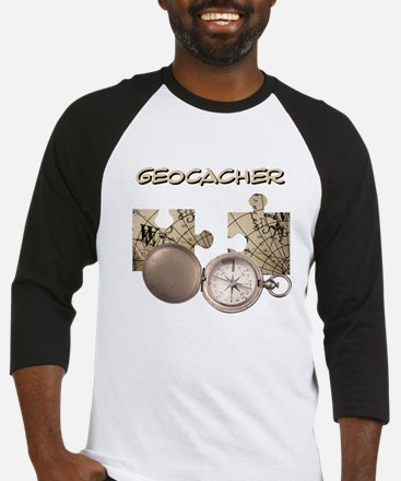 Geocacher Baseball Jersey