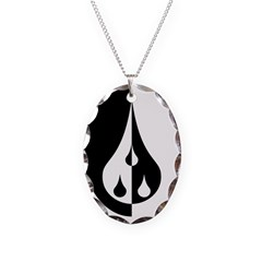 Dairine's Necklace Oval Charm