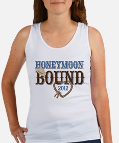 Honeymoon Bound 2012 Women's Tank Top