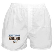 Honeymoon Bound 2012 Boxer Shorts