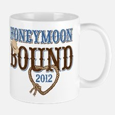 Honeymoon Bound 2012 Mug
