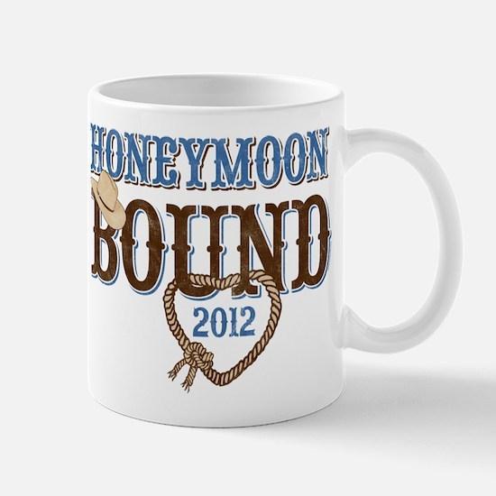 Honeymoon Bound 2012 Mug