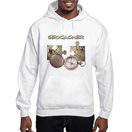 Geocacher Hooded Sweatshirt