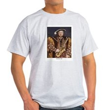 saxophone Henry the Eighth T-Shirt