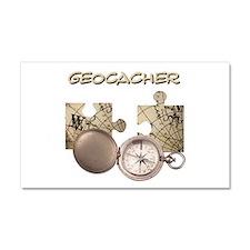 Geocacher Car Magnet 20 x 12