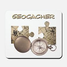 Geocacher Mousepad