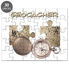 Geocacher Puzzle