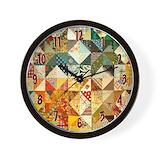 Patchwork Basic Clocks