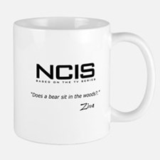 NCIS Ziva David Bear Quote Mug