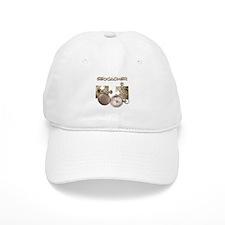 Geocacher Baseball Cap
