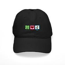 Peace Love Koala Baseball Hat
