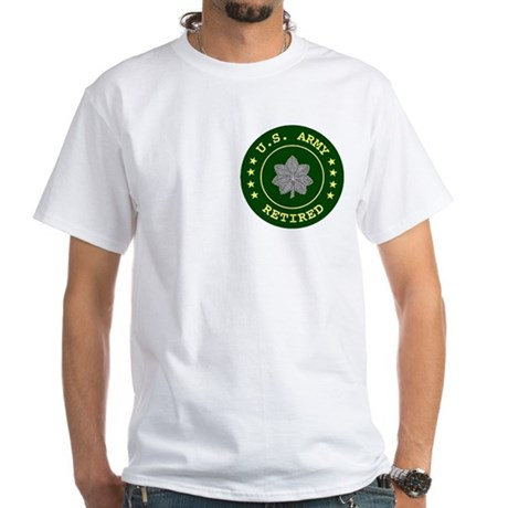 Retired Army Lieutenant Colonel Shirt