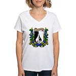 Dairine's Women's V-Neck T-Shirt